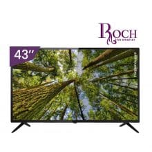 Tv Led Roch 43″ SMART TV