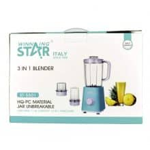MIXEUR WINNING STAR 3IN1 BLENDER