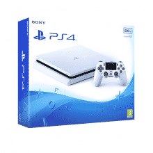 Sony PS4 – 500gb – Blanche