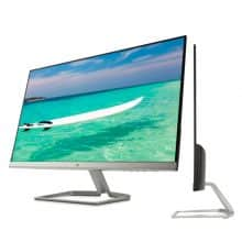 New HP 27f Display 27″ Full HD IPS Ultra-Slim Backlit LED Micro-Edge VGA HDMI