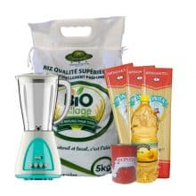 Pack alimentaire X1